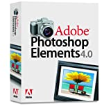 Software - Adobe Photoshop Elements 4.0 (Mac) [OLD VERSION]