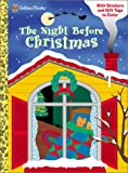 The Night Before Christmas (Super Coloring Book)