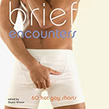 Brief Encounters: 60 Hot Gay Shorts Audiobook by Shane Allison (editor) Narrated by Darren Douglas