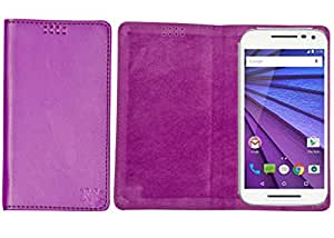 R&A Flip Cover For Micromax A106