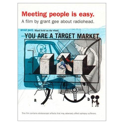 Radiohead- Meeting People Is Easy Descarga Directa