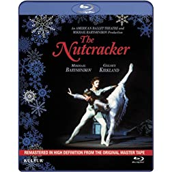 The Nutcracker [Blu-ray] / American Ballet Theatre, Baryshnikov