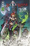 img - for Bloodrayne: Raw First Printing book / textbook / text book