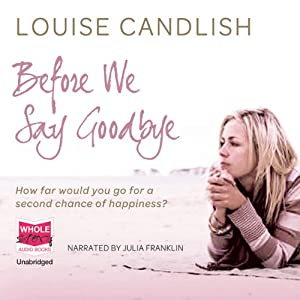 Before We Say Goodbye | [Louise Candlish]
