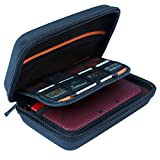 TakeCase® New 3DS XL Case, Lifetime Guarantee, Free Microfiber Screen Cloth, Comfortably Holds Standard Wall Charger