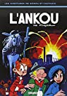 Spirou et Fantasio, tome 27 : L'Ankou par Fournier
