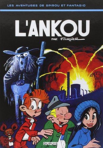 Spirou et Fantasio, tome 27 : L'Ankou