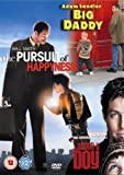 The Pursuit Of Happyness/Big Daddy/About A Boy [DVD]