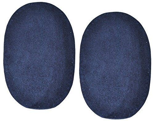 2-stk-wildleder-echtes-leder-flicken-dunkel-blau-10-cm-155-cm-oval-aufnaher-zum-aufnahen-applikation