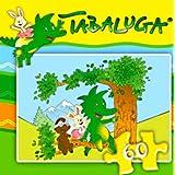 "PUZZLE, Tabaluga - Puzzle (60 Teile)von ""Drache, Puzzle, Spiel,..."""