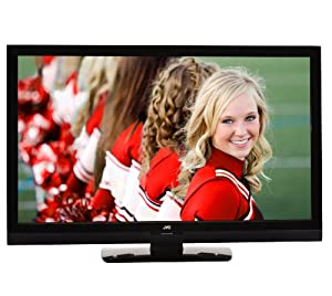JVC JLC42BC3002 BlackCrystal 42-Inch 1080p 60Hz LCD TV with Ambient Light Sensor