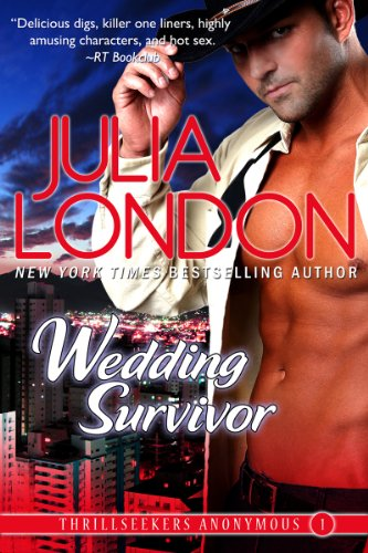 Julia London's Wedding Survivor is our new Romance of the Week Sponsor!