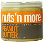 Nuts 'N More Peanut Butter, 16 Ounce(...