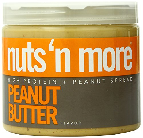Erdnussbutter Nuts 'N More Peanut Butter 16 oz / 453gr