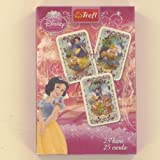 Disney Princess Game Of Numbers 25 cards Snow White and the Seven Dwarfs