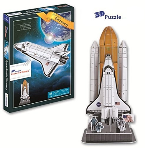 Space-Shuttle-Discovery-3D-Puzzle-87-Pieces