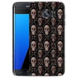 Prisoner skulls Samsung Galaxy S7 panel