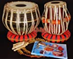 MAHARAJA Tabla Drum Set, 3KG Black Br...