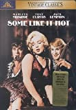 Some Like It Hot [DVD] [1959] [Region 1] [US Import] [NTSC]