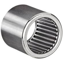 Koyo Precision Needle Roller Bearing, Full Complement Drawn Cup, Open, Inch