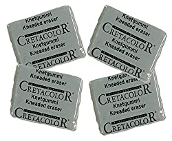 Cretacolor Kneedable Eraser Big (Pack of 4)