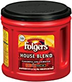 Folgers House Blend Coffee, 27.8 Ounce (Pack of 6)