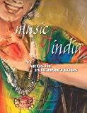 img - for Music of India: An Artisitc Interpretation book / textbook / text book