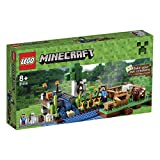 New Released LEGO Minecraft 21114 The Farm