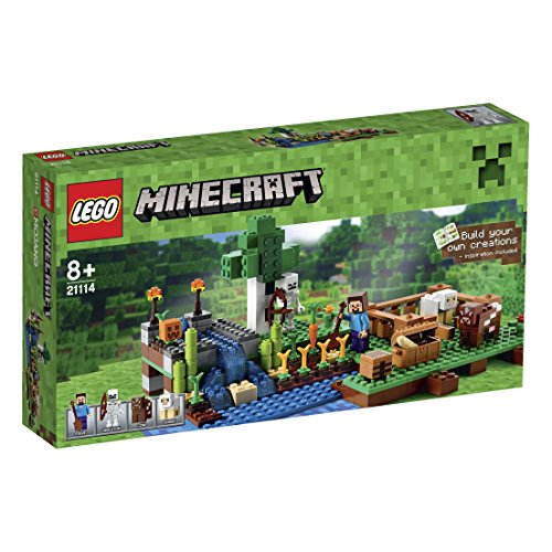 New-Released-LEGO-Minecraft-21114-The-Farm