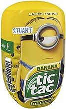 Tic Tac 200er Big Pack Banana - Minions, 8er Pack (8 x 98 g)