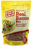 Real Bacon Bits, 3-Ounce Pouches (Pack of 12)