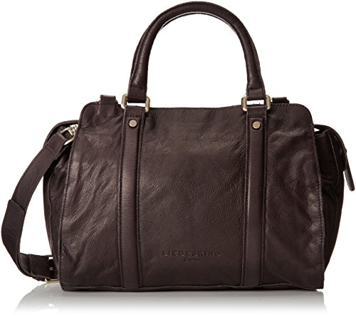 Liebeskind Berlin Vida Double Dye Top Handle Bag,New Smokey,One Size