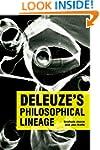Deleuze's Philosophical Lineage