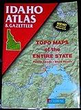 Idaho Atlas and Gazetteer (State Atlas & Gazetteer)