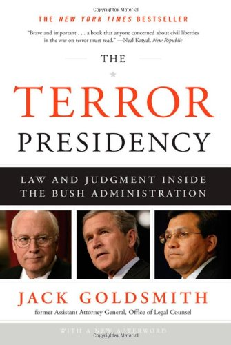 Terror Presidency book cover image