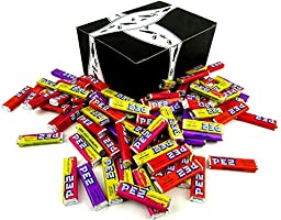 PEZ Candy Refills, 2 lb Bag in a Cuckoo Luckoo Box