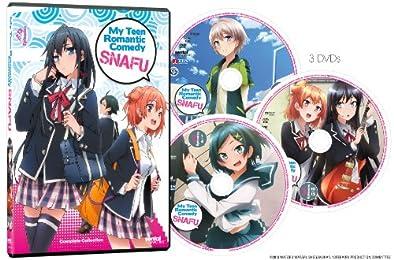 やはり俺の青春ラブコメはまちがっている。: コンプリート・コレクション北米版 / Snafu: Complete Collection [DVD][Import]