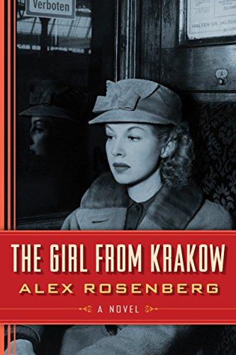 B00RNI2U1O The Girl from Krakow: A Novel