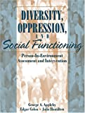 img - for Diversity, Oppression, and Social Functioning: Person-In-Environment Assessment and Intervention book / textbook / text book