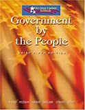 Government by the People, Brief Election Update (5th Edition) (0131939068) by Burns, James MacGregor