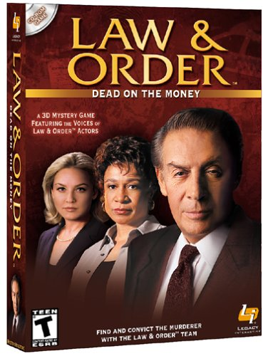 Law & Order: Dead on the Money - PC