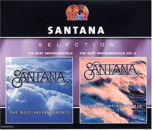 Santana - The Best Instrumentals: Vol. 1 & 2 - Zortam Music