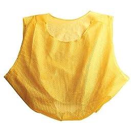 BSN Adult  Lightweight Scrimmage Vest (Gold)