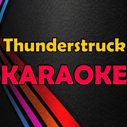 Thunderstruck (In The Style Of Ac/Dc) [Karaoke Version]