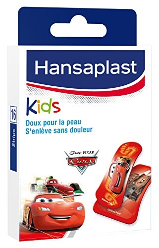 Hansaplast Set 16Pflaster Cars Disney