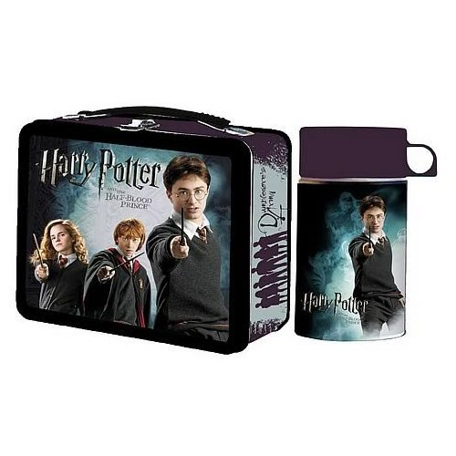 Harry Potter 'Half Blood Prince' Lunchbox 'Anti-Voldemort'