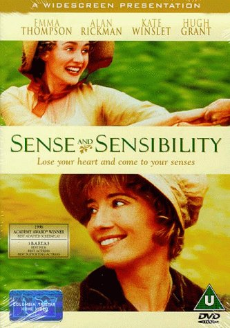 Sense and Sensibility [DVD] [1996]