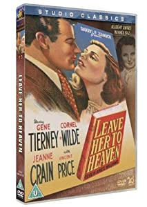 Leave Her To Heaven [DVD]