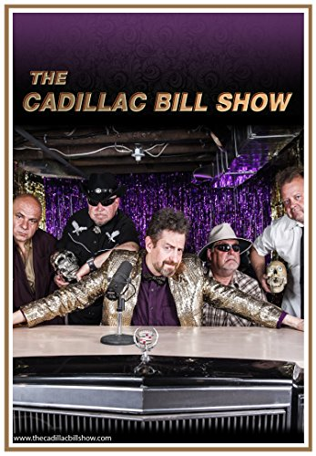The Cadillac Bill Show: Season 1 Episode 2 - Ghost Talk and Dave Collier