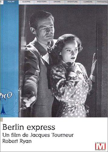 Berlin Express [Francia] [DVD]
